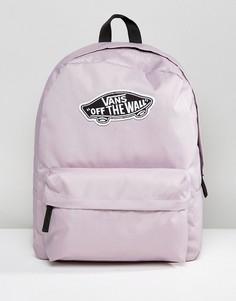 Сиреневый рюкзак Vans Realm - Фиолетовый