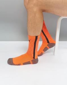 Оранжевые спортивные носки Puma Football evoTRG 65536306 - Оранжевый