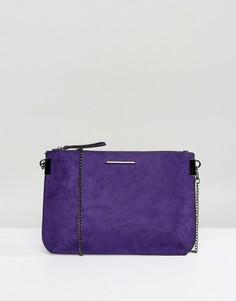 Сумка через плечо New Look - Фиолетовый