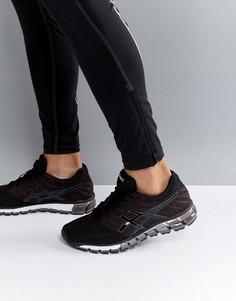 Черные кроссовки Asics Gel-Quantum 180 2 Active T6G2N-9090 - Черный