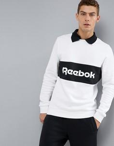 Свитшот Reebok Heritage - Белый