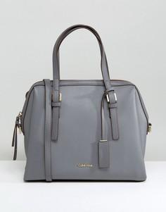 Портфель Calvin Klein - Серый