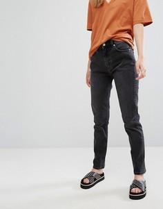 Джинсы в винтажном стиле Weekday Seattle - Черный