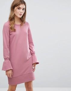 Платье-джемпер Vila - Фиолетовый