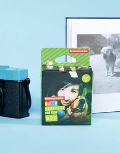 Набор из 3 цветных негативных фотопленок Lomography 800/120 - Мульти
