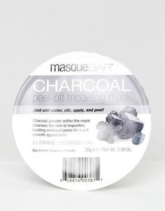 Моделирующая маска для лица с активированным углем MasqueBAR - Бесцветный