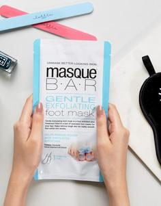 Отшелушивающая маска для стоп MasqueBAR - Бесцветный