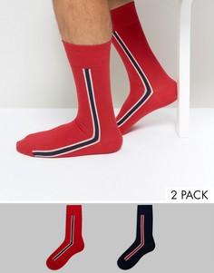 2 пары носков Tommy Hilfiger - Мульти