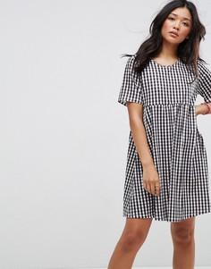 90db65c3567f7cd Купить женские платья в клетку в интернет-магазине Lookbuck ...
