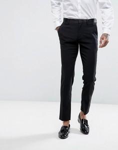 Облегающие брюки под смокинг Only & Sons - Черный