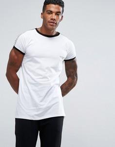 Белая футболка Illusive London - Белый