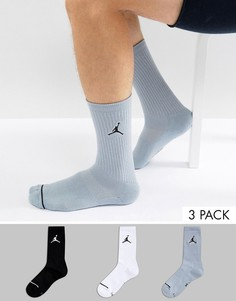 3 пары носков Nike Jordan SX5545-019 - Мульти