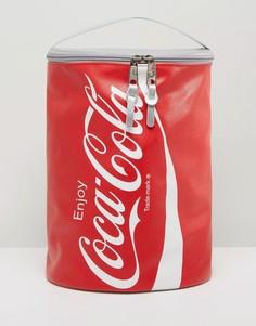 Рюкзак в форме банки с кока-колой Hype X Coca Cola - Красный