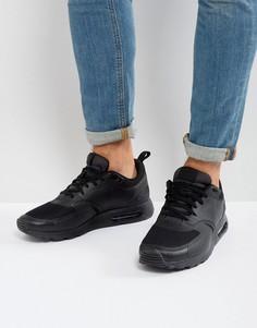 Черные кроссовки Nike Air Max Vision 918230-001 - Черный