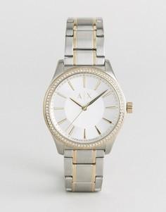 Часы Armani Exchange AX5446 - Серебряный