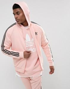 Розовая спортивная куртка adidas Originals Superstar BS4491 - Розовый