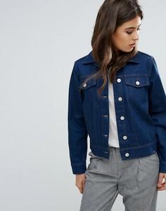 Джинсовая куртка Wood Wood Kasi - Синий