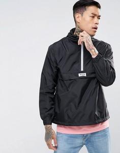 Куртка через голову HUF - Черный