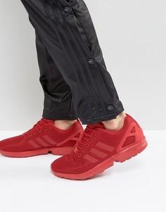 Красные кроссовки adidas Originals ZX - Красный