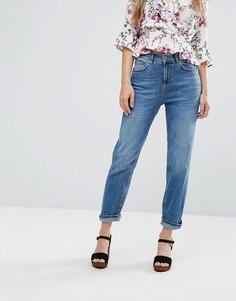 Укороченные свободные джинсы Vero Moda - Синий