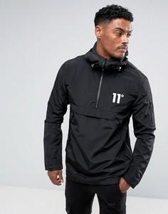 Черная легкая куртка 11 Degrees - Черный