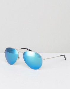 Солнцезащитные очки-авиаторы Levis - Серебряный Levis®