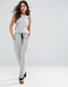 Комбинезон в стиле casual от Y.A.S Loelle - Серый