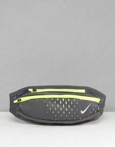 Серая сумка на пояс Nike Running RL.92-057A - Серый