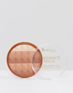 Бронзер Rimmel London Radiance Shimmer - Коричневый