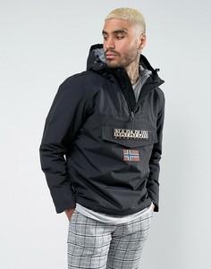 Черная куртка Napapijri Rainforest - Черный