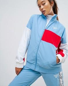 Спортивная куртка Reebok Classics Lost & Found - Синий