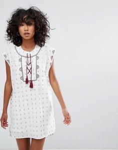 Платье-туника d.RA Venice - Белый