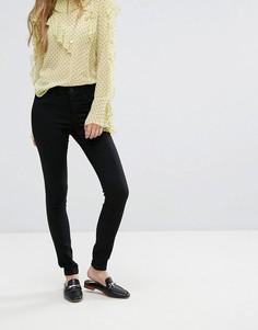 Облегающие джинсы Vero Moda - Черный