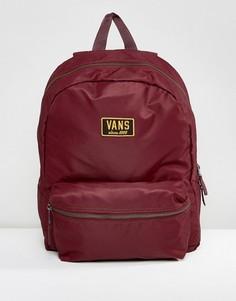 Бордовый рюкзак Vans Boom Boom - Красный
