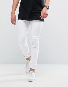 Белые зауженные джинсы Loyalty and Faith Manor - Белый