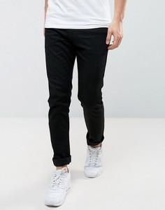 Зауженные джинсы стретч Replay Jondrill - Черный