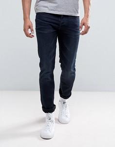 Темные джинсы скинни Nudie Jeans Co Tilted Tor Jean Indigo River - Темно-синий
