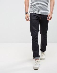 Прямые темные джинсы Nudie Jeans Co - Темно-синий
