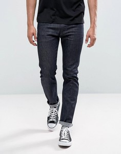 Узкие джинсы Diesel 084HM - Темно-синий