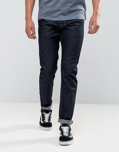 Зауженные джинсы Diesel Larkee-Beex 084HN - Темно-синий