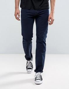Прямые джинсы Diesel Buster 0683W - Темно-синий