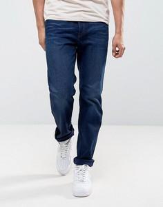 Свободные джинсы прямого кроя Diesel Thytan 84HJ - Синий