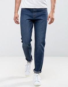 Синие зауженные джинсы Cheap Monday Audiac - Синий
