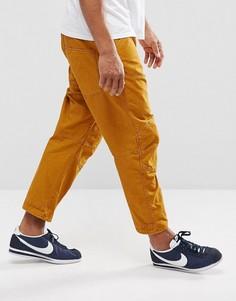 Свободные брюки 7/8 G-Star 5620 - Рыжий