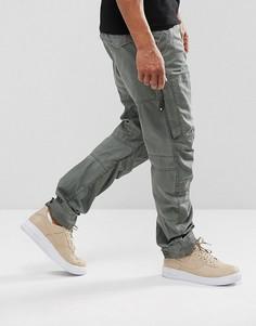 Суженные брюки карго G-Star Rackam US - Серый