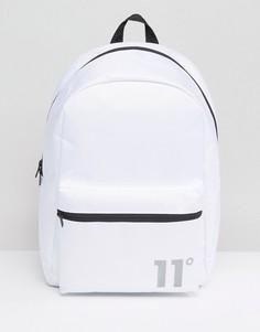 Белый рюкзак 11 Degrees - Белый