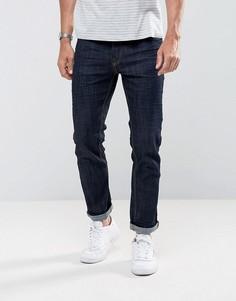 Темные узкие джинсы Jack & Jones Intelligence - Синий
