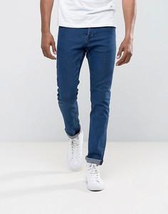 Узкие эластичные джинсы Only & Sons - Синий