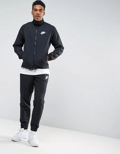 Черный спортивный костюм Nike 861778-010 - Черный