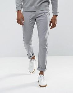 Суженные книзу брюки Selected Homme - Серый